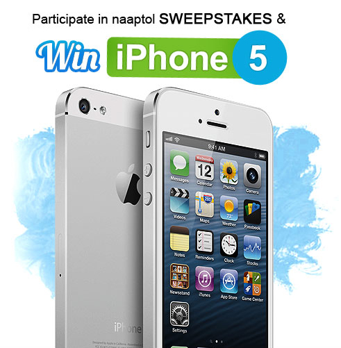 Naaptol Sweepstakes Contest