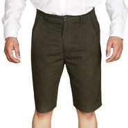 Sparrow Clothings Cotton Cargo Shorts_wjcrsht17 - Brown