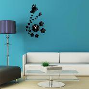 DIY Wall Clock 3D Sticker -0449B