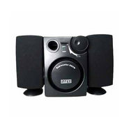 Intex IT 880s 2.1 Channel Multimedia Speaker - Black