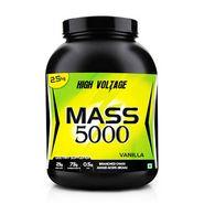 High Voltage Mass 5000 (2.5kg) - Vanilla Flavor