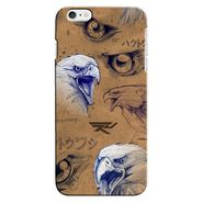Snooky Digital Print Hard Back Case Cover For Apple Iphone 6 Plus Td13437