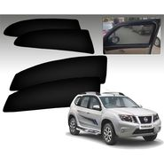 Set of 4 Premium Magnetic Car Sun Shades for Terrano