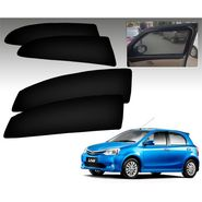 Set of 4 Premium Magnetic Car Sun Shades for ToyotaLiva