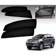 Set of 4 Premium Magnetic Car Sun Shades for MitsubishiPajeroSports