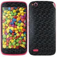 Snooky Mobile Skin Sticker For Gionee Elife E3 20941 - Black