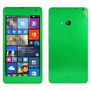 Snooky Mobile Skin Sticker For Microsoft Nokia Lumia 535 20735 - Green