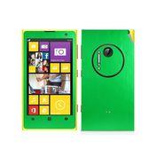 Snooky Mobile Skin Sticker For Nokia Lumia 1020 21031 - Green