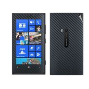 Snooky Mobile Skin Sticker For Nokia Lumia 920 21005 - Black