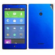 Snooky Mobile Skin Sticker For Nokia XL 21036 - Blue