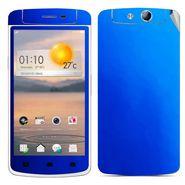 Snooky Mobile Skin Sticker For OPPO N1 Mini 20886 - Blue