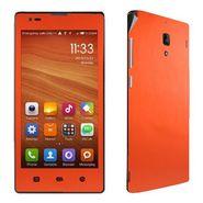 Snooky Mobile Skin Sticker For Xiaomi Redmi 1s 20763 - Orange