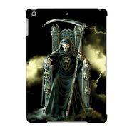 Snooky Digital Print Hard Back Case Cover For Apple iPad Air 23634 - Black