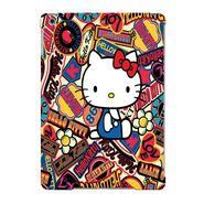Snooky Digital Print Hard Back Case Cover For Apple iPad Air 23641 - multicolour