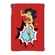 Snooky Digital Print Hard Back Case Cover For Apple iPad Air 23709 - Red