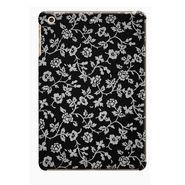 Snooky Digital Print Hard Back Case Cover For Apple iPad Mini 23799 - Black