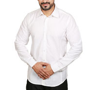 Sparrow Clothings Cotton Shirt_wjc13 - White