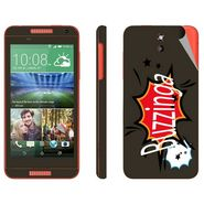 Snooky 28076 Digital Print Mobile Skin Sticker For HTC Desire 610 - Multi
