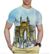 Graphic Printed Tshirt by Effit_Trsb0390