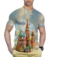 Graphic Printed Tshirt by Effit_Try0384