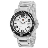 Tommy Hilfiger Round Dial Analog Watch_th1790994j - White