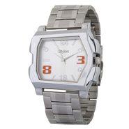 Stylox Square Dial Analog Watch_whstx215 - White