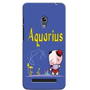Snooky 36116 Digital Print Hard Back Case Cover For Asus Zenphone 5 - Purple
