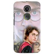 Snooky 35899 Digital Print Hard Back Case Cover For Motorola Moto X2 - Multicolour