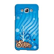 Snooky 36362 Digital Print Hard Back Case Cover For Samsung Galaxy A5 - Blue