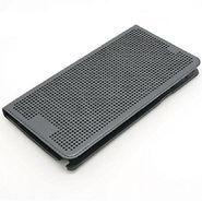 Flashmob C398FC Smart Interactive Flip Cover for Samsung Galaxy S5 - Black