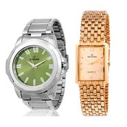 Pack of 2 Dezine Wrist Watch_Combo13
