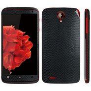 Snooky 18694 Mobile Skin Sticker For Lenovo S820 - Black