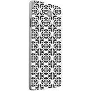 Snooky 40822 Digital Print Mobile Skin Sticker For XOLO A500 Club - White