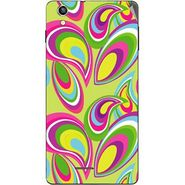 Snooky 40925 Digital Print Mobile Skin Sticker For XOLO A1010 - multicolour