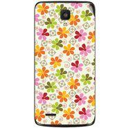 Snooky 41020 Digital Print Mobile Skin Sticker For XOLO Q700 - White