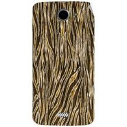 Snooky 41091 Digital Print Mobile Skin Sticker For XOLO Q1000 - Brown