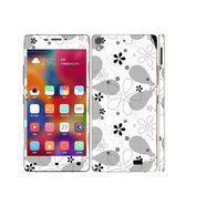 Snooky 41240 Digital Print Mobile Skin Sticker For Gionee Elife 5.1 - White