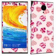Snooky 41278 Digital Print Mobile Skin Sticker For Gionee Elife E7 - White