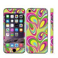 Snooky 41513 Digital Print Mobile Skin Sticker For Apple Iphone 5 - multicolour
