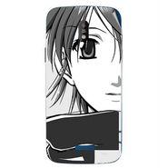 Snooky 41749 Digital Print Mobile Skin Sticker For Lava Iris 450 - Grey