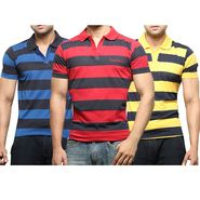 Pack of 3 Cotton Tshirts_combo13