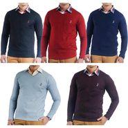 Pack of 5 Full Sleeves Sweaters For Men_Srifs03