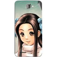 Snooky 46199 Digital Print Mobile Skin Sticker For Micromax Canvas Mad A94 - Multicolour