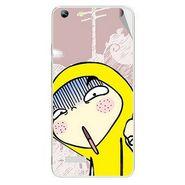 Snooky 46993 Digital Print Mobile Skin Sticker For Micromax Canvas Hue AQ5000 - Multicolour