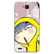 Snooky 47696 Digital Print Mobile Skin Sticker For Xolo Q800 - Multicolour