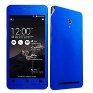 Snooky 20519 Mobile Skin Sticker For Asus Zenfone 6 - Blue