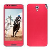Snooky 20568 Mobile Skin Sticker For HTC Desire 820 mini - Red