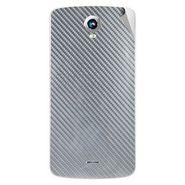 Snooky 43278 Mobile Skin Sticker For Intex Aqua i6 - silver
