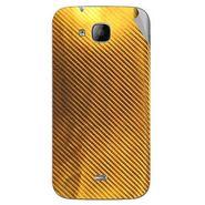 Snooky 43317 Mobile Skin Sticker For Intex Aqua N2 - Golden