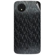 Snooky 44352 Mobile Skin Sticker For Micromax Micromax Android One - Black